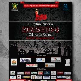 I Festival Nacional de Flamenco Callosa de Segura